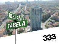 Ankara,Tabela,İmalatı
