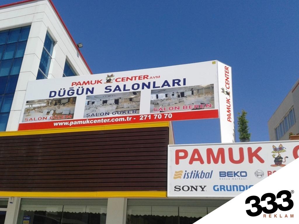 Ankara,Işıksız,Tabela,Vinil,Germe