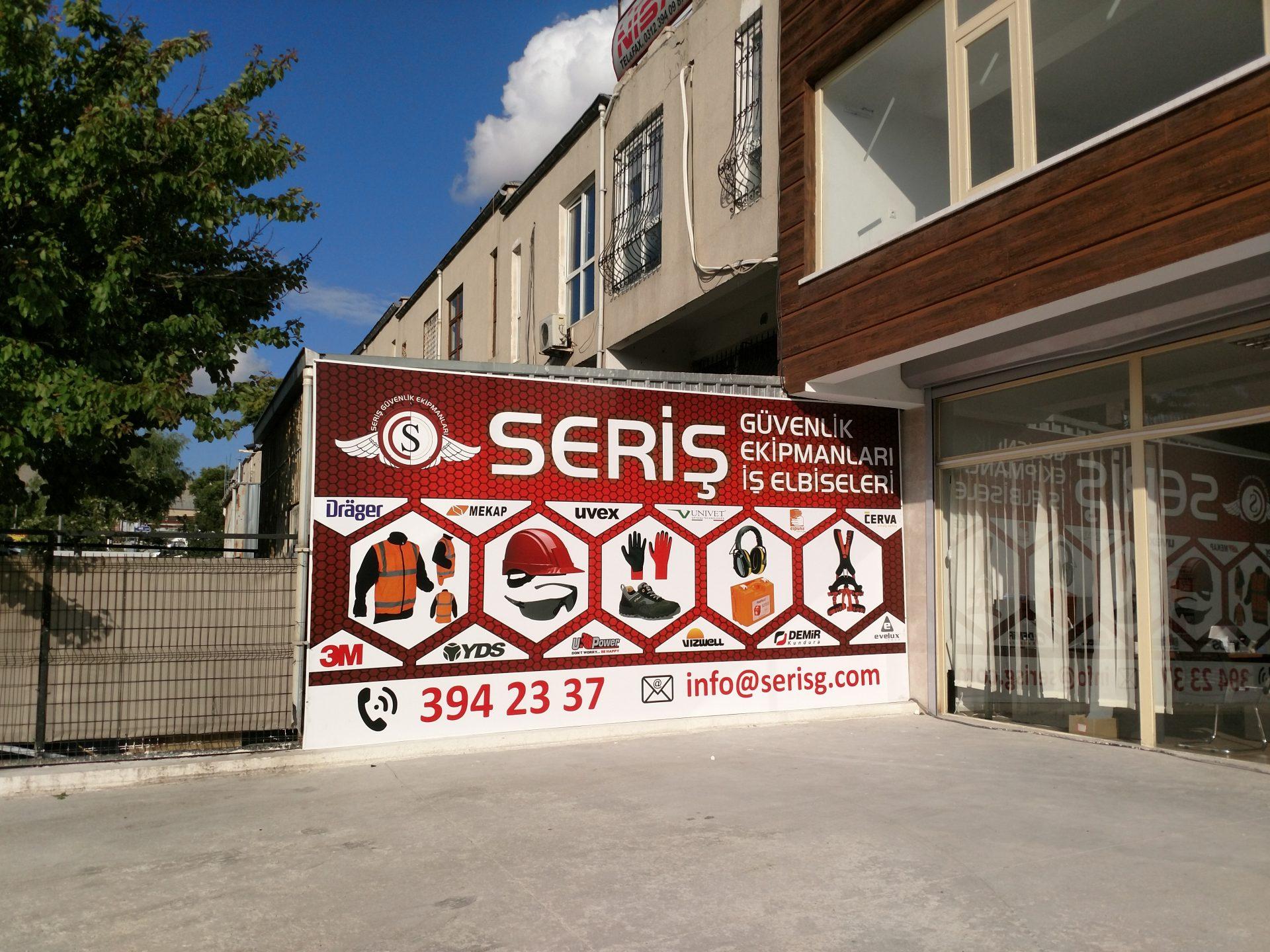 Ankara Vinil Germe Tabela