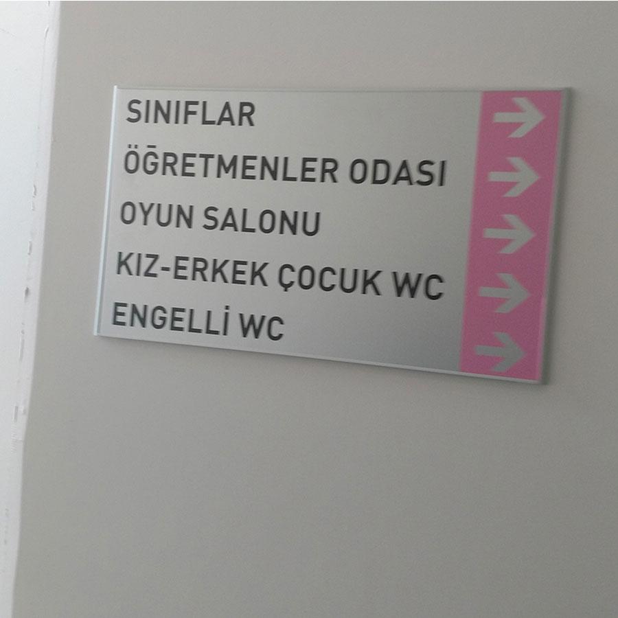 Ankara,Özel,Tasarım,Kapı,İsimliği