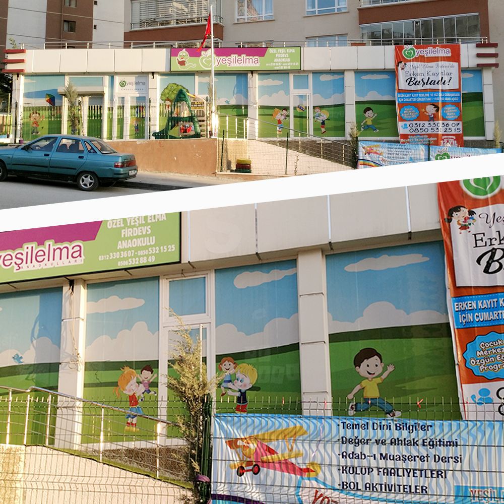 Cam,Reklam,Giydirme,Ankara