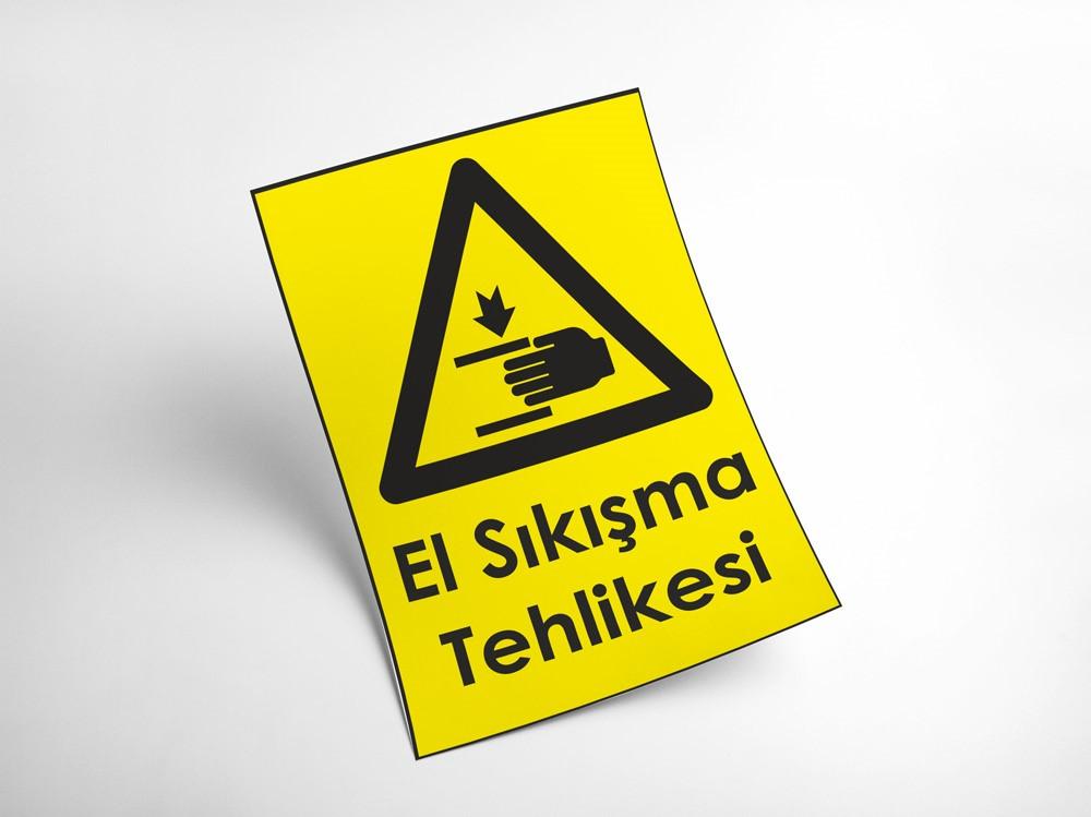Ankara İş Güvenliği Etiketleri