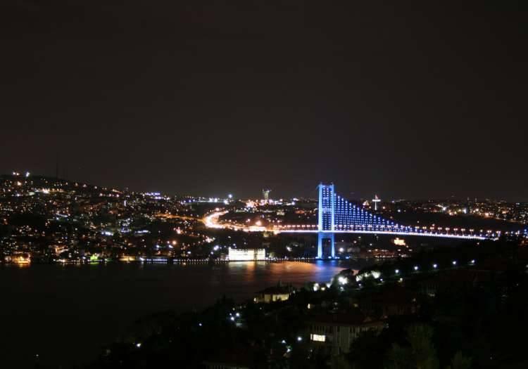 İstanbul,Tabela