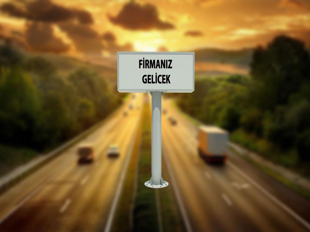 Totem Tabela Ankara,Totem,Tabela,Işıklı Tabela,Işıksız Tabela