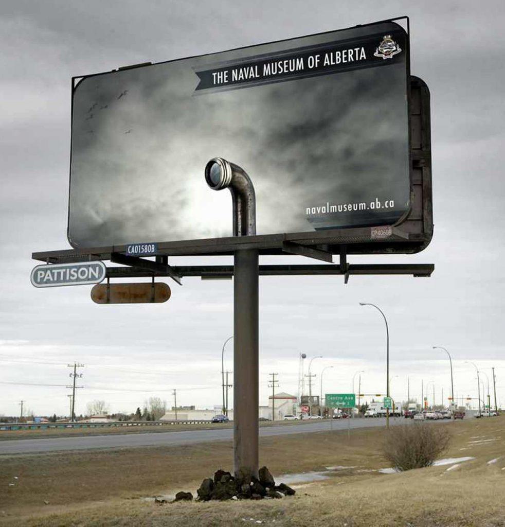 Yaratıcı,Billboard,Örnekleri,Naval,Museum,Albarta