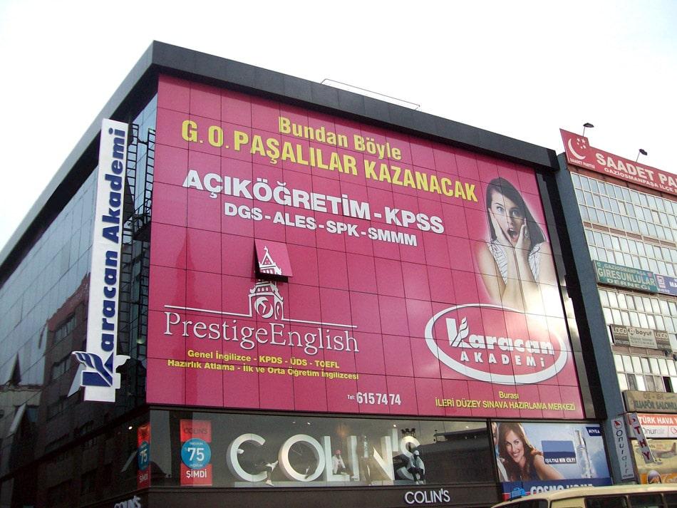 Vinil,Cephe,Giydirme,Ankara